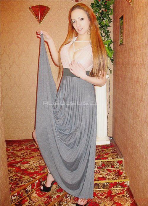 Ольга  - секс в одежде