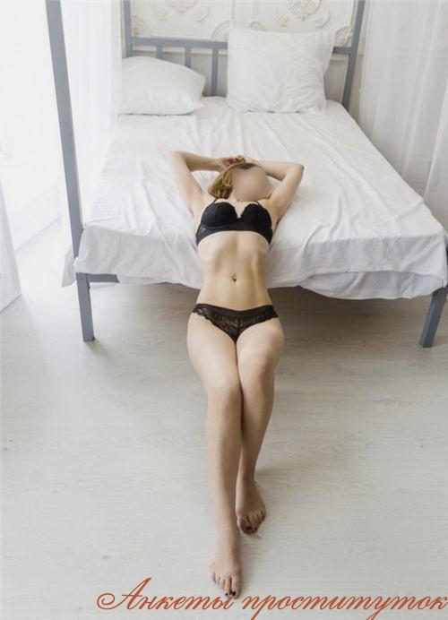 Глориоза - мастурбация члена грудью